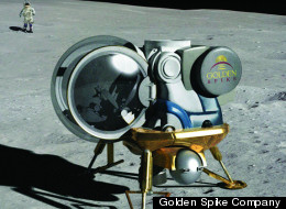 Startup Eyes Plan To Slash Cost Of Trips To Moon