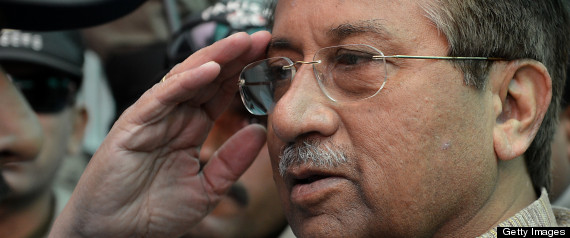 Musharraf Wont Be Charged