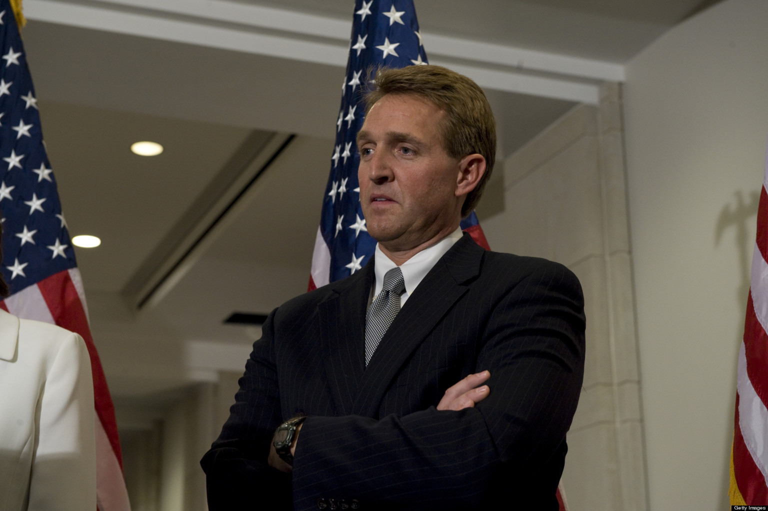 GOP Senator Votes Against Background Checks After Telling Shooting Victim's Mother He Supported Them