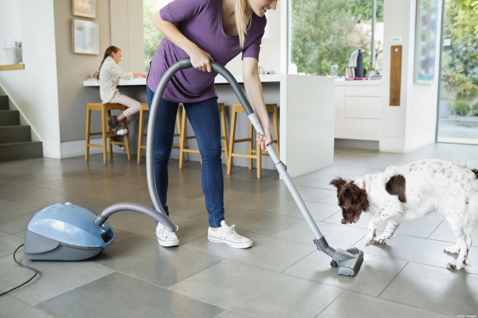 C mo limpiar tu casa sin agotamiento ni estr s fotos - Como limpiar la casa ...
