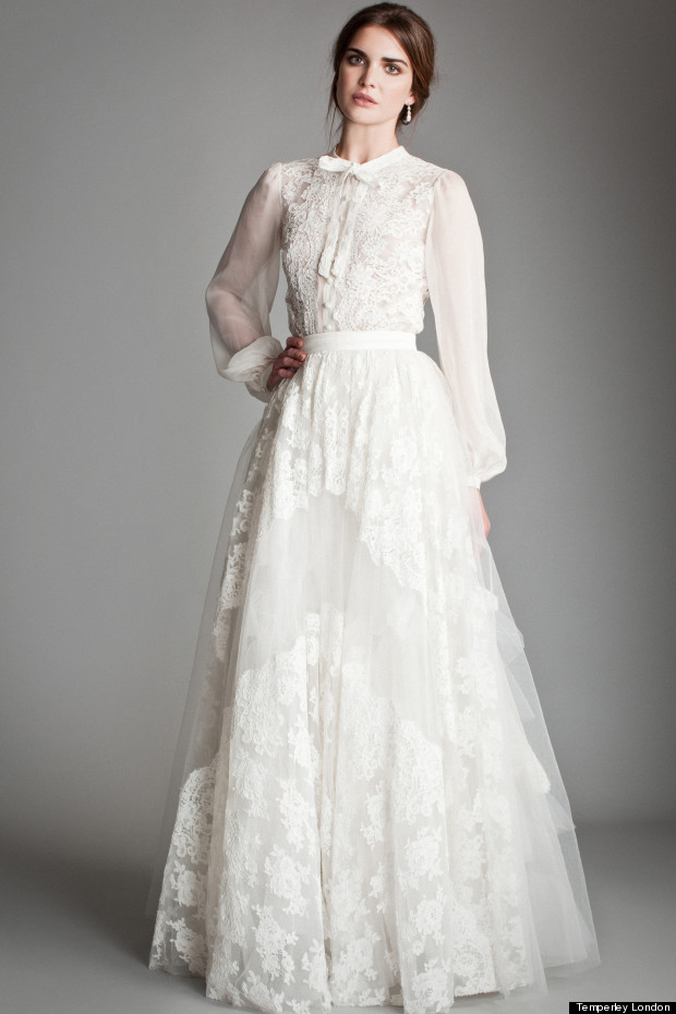 Wedding Dresses Temperley Bridal Collection