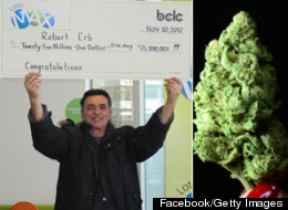 Bob Erb Marijuana Lotto