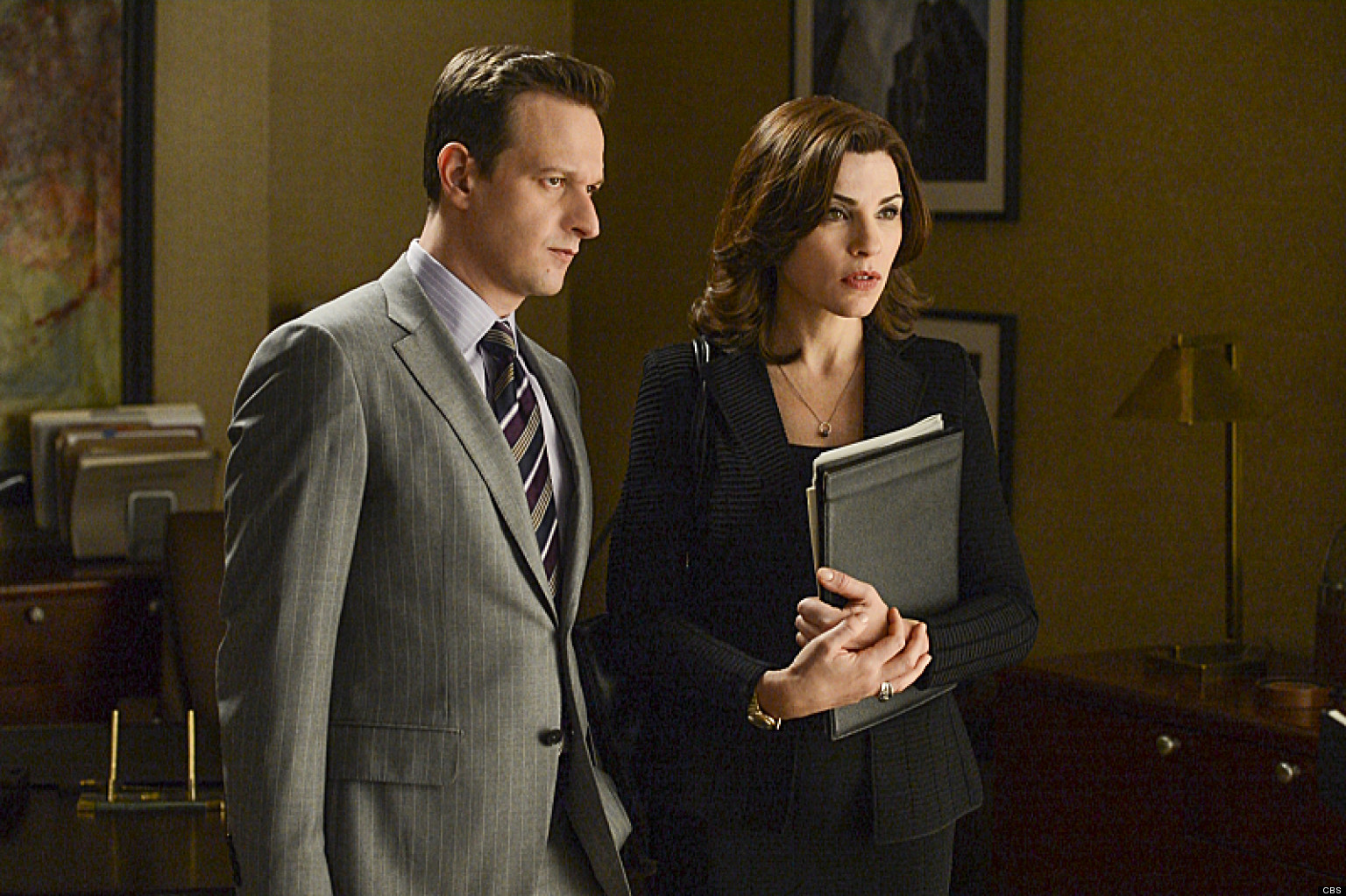 'The Good Wife': Do You Want Alicia With Will Or Peter ...