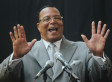 Louis Farrakhan Says African-Americans Should Have Their Own Justice System