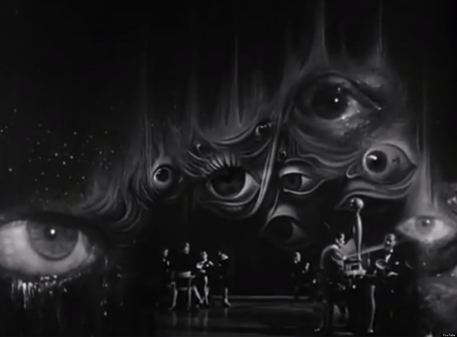 Salvador Dali Dream Sequence Appears In Alfred Hitchcock's Psycho ...
