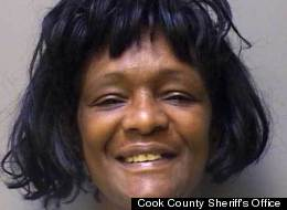 Shermain Miles Chicago Woman Arrested 396 Times