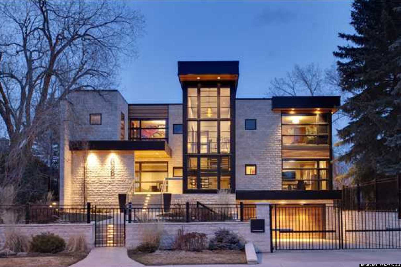 Mobile Homes For Sale Alberta >> Jarome Iginla's Calgary House For Sale For $3.9 Million ...