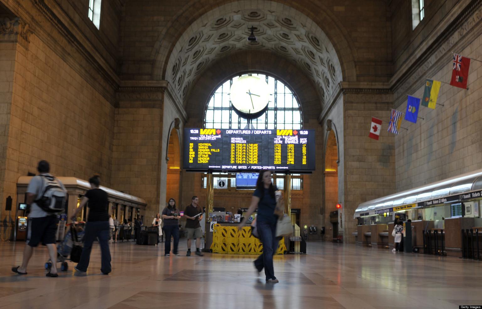 TTC Alerts Wikipedia: Canada Terror Plot: What Is Security Like At Via Rail?