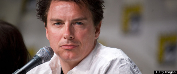 John Barrowman Doctor Who 50th Anniversary Special