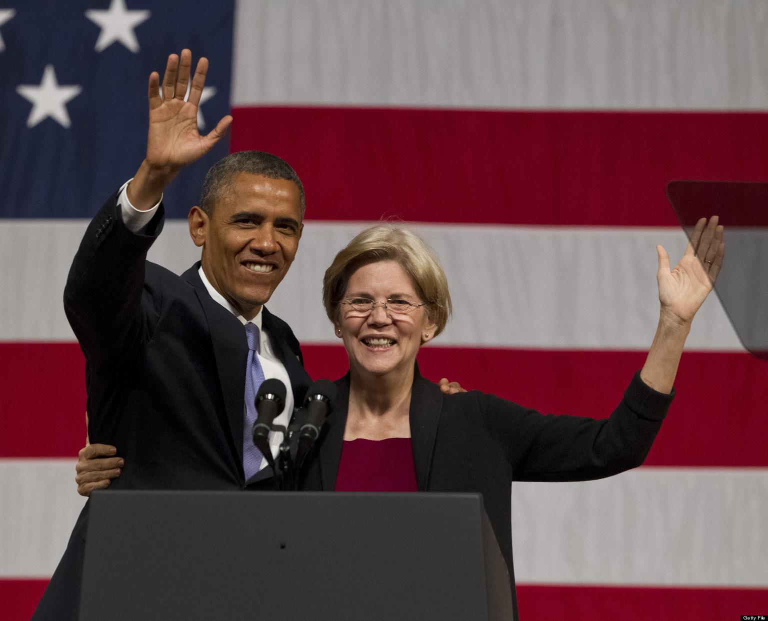 Obama Hosting Female Senators For Dinner