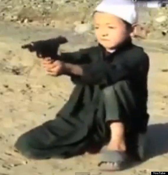 boy five at terror training camp