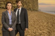 Olivia Colman and David Tennant | Pic: ITV