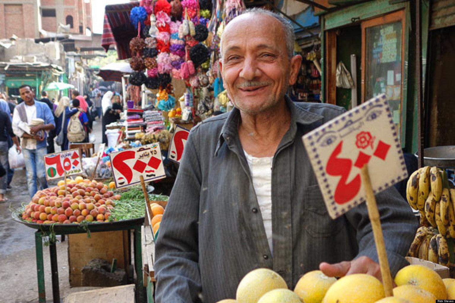 Anfoushi alex and the market huffpost for Steve s garden market