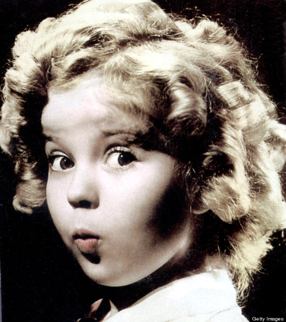 Shirley Temple Birthday Beloved Child Actress Turns 85 Today Huffpost