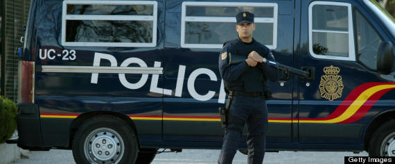 AL QAEDA SUSPECTS ARRESTED IN SPAIN