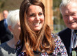 Duchess Kate's Bump Looks Lovely In Erdem During Manchester Visit (PHOTOS)