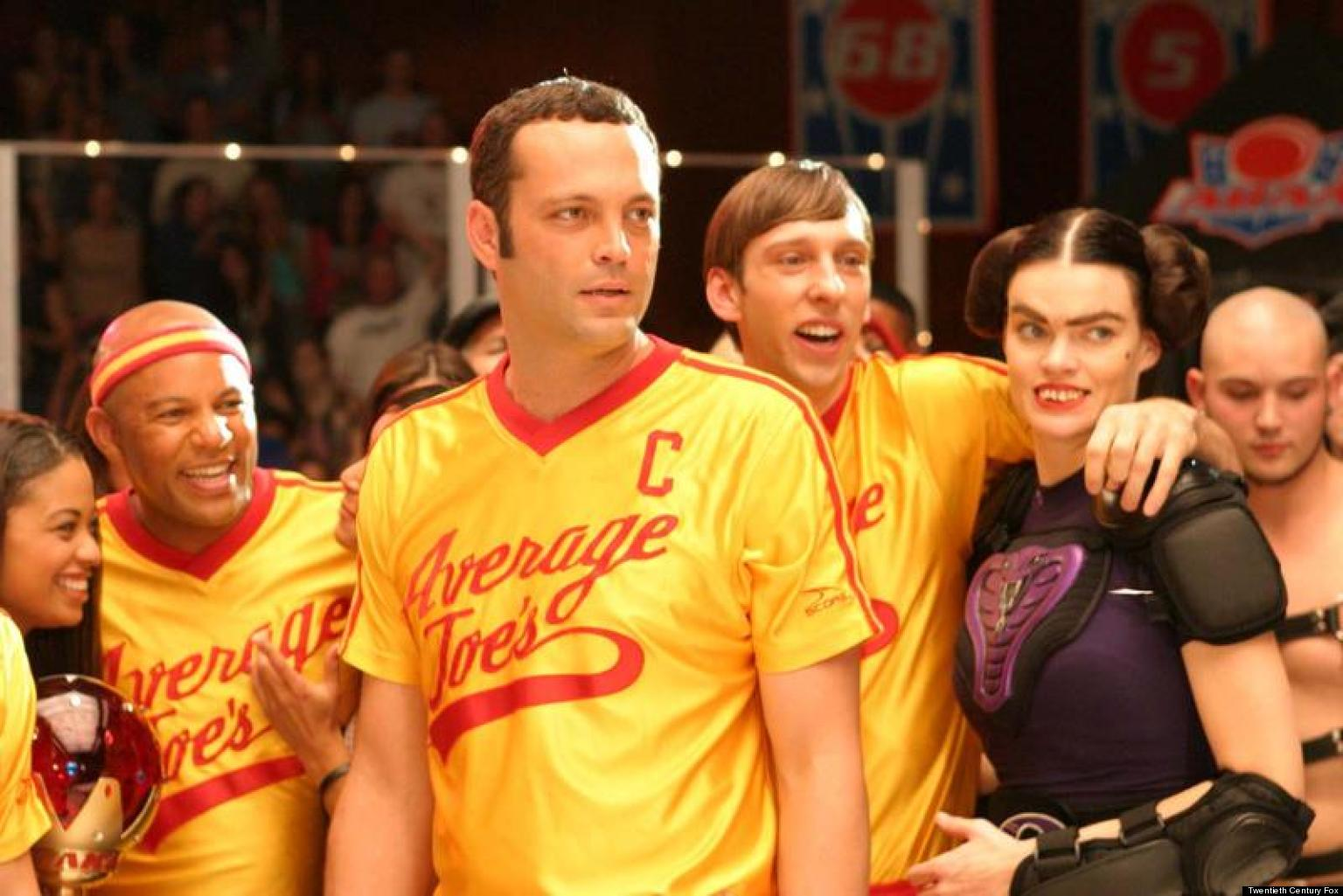dodgeball   coming  lets celebrate   great dodgeball quotes huffpost uk