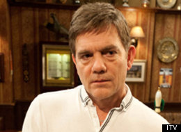 Corrie Killer On His Way Out