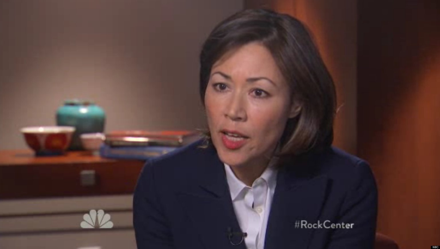 ann curry covering nelson mandela for nbc news huffpost