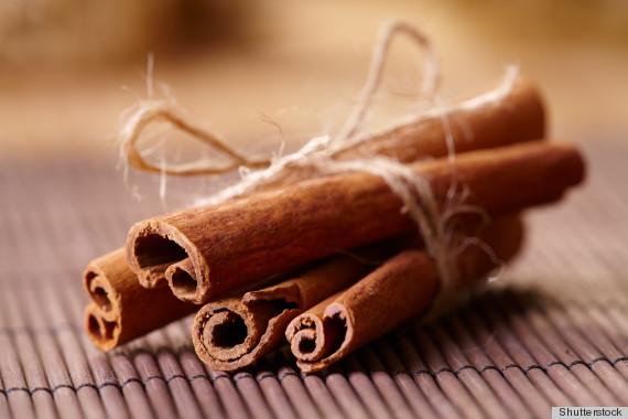cinnamon warming