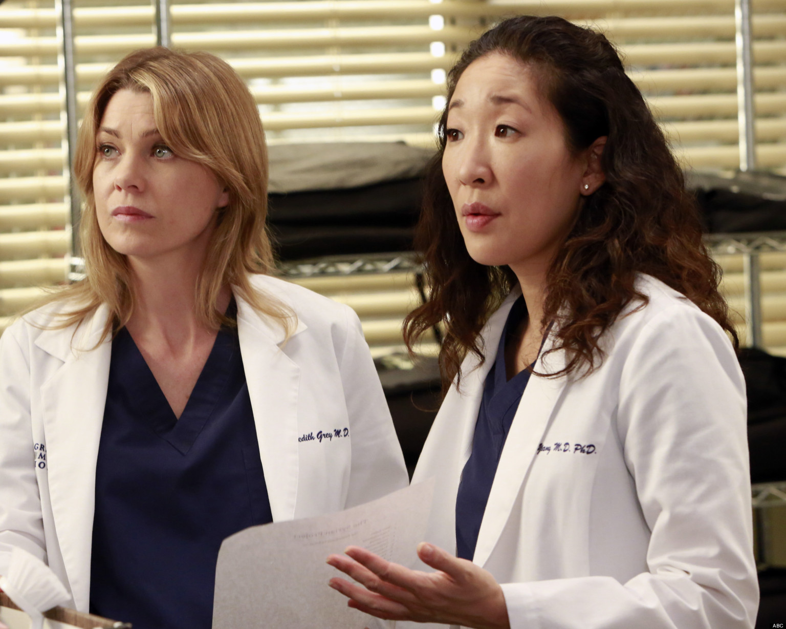 Grey's Anatomy fans can't cope with midseason finale