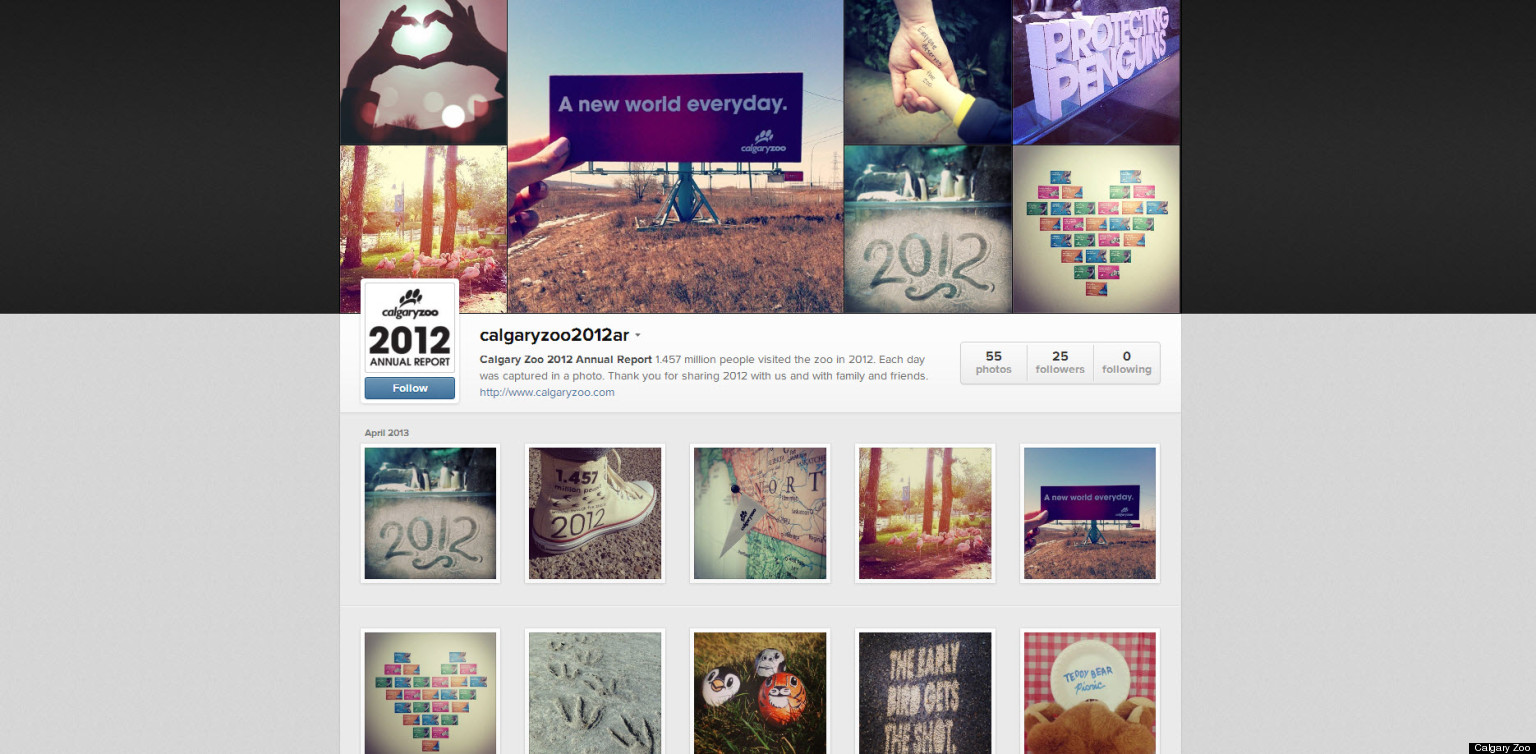 Canada Goose down online price - Calgary Zoo Puts Annual Report On Instagram And It Is Beautiful ...