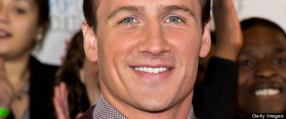 RYAN LOCHTE CELEBRITY CRUSH