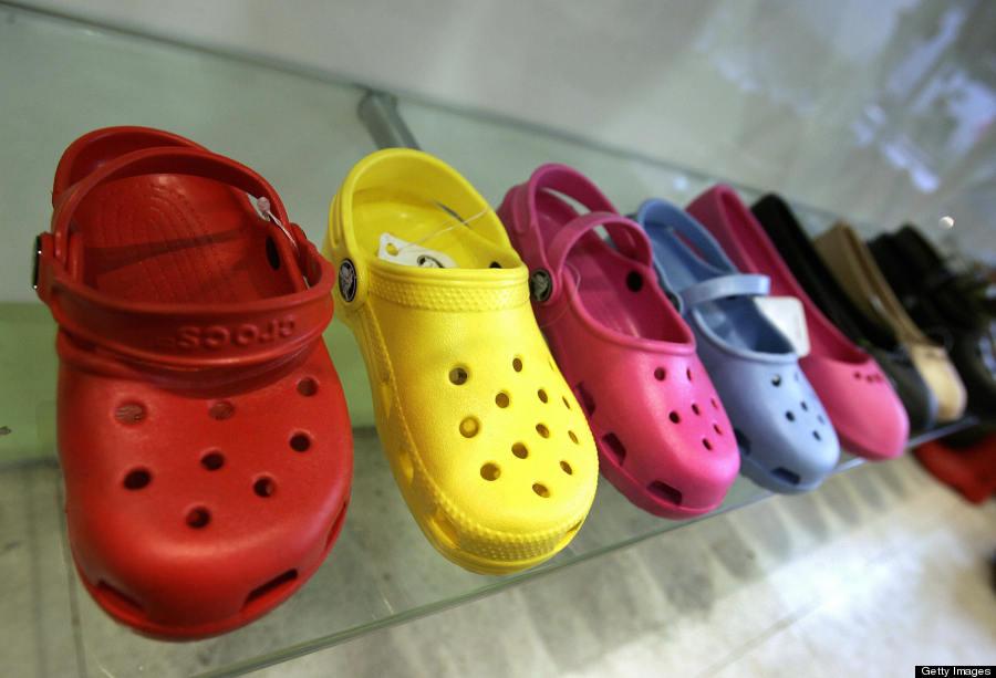 crocs shoe