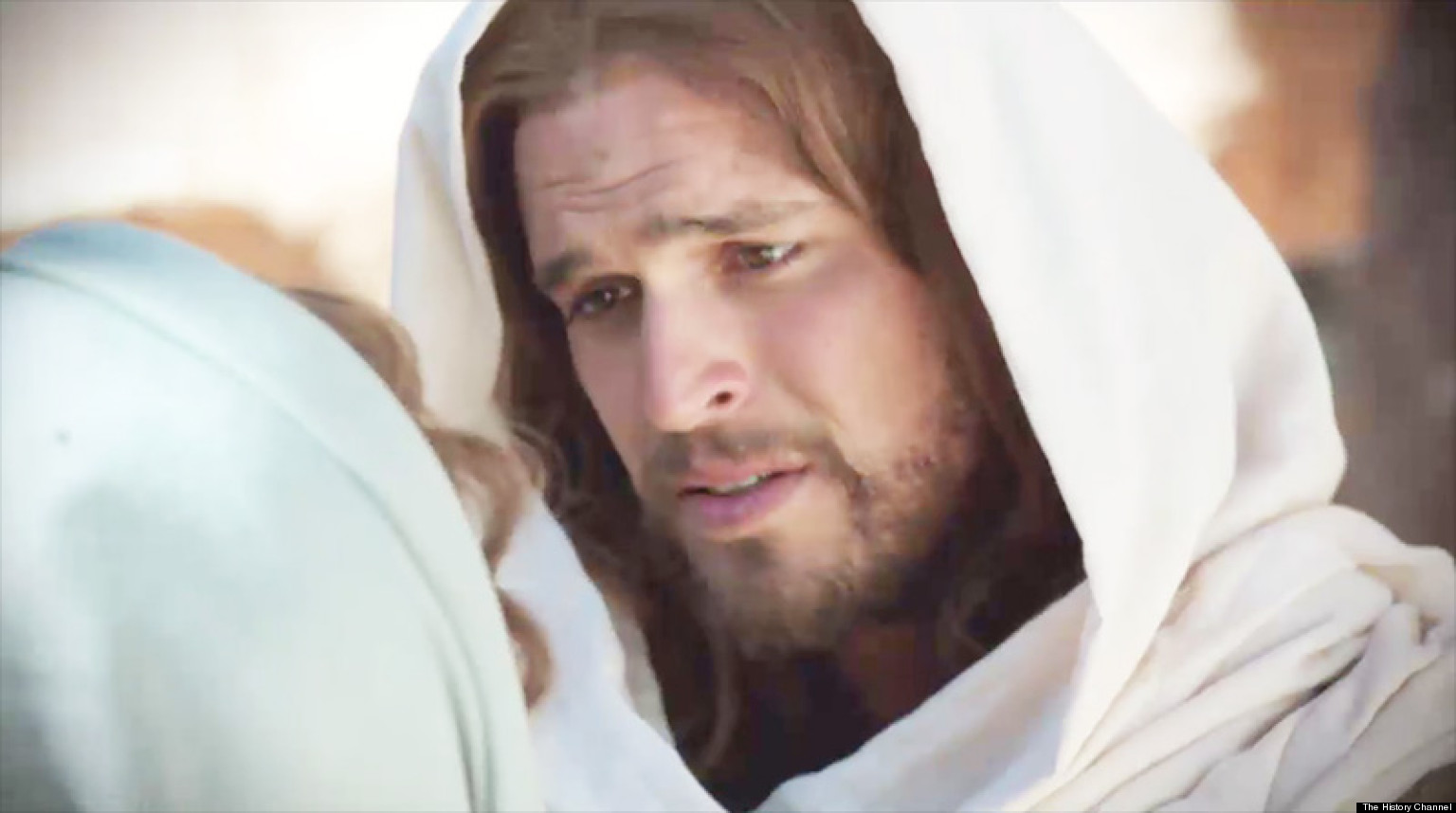 WATCH: 'Bible' Actor Was 'Haunted' By His Crucifixion Scene