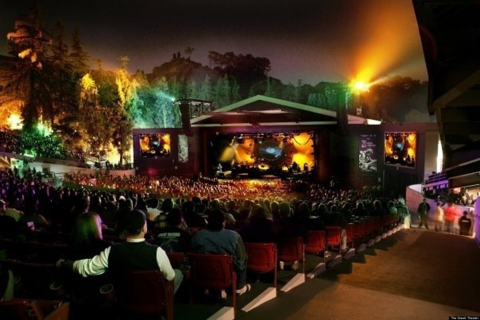 Greek Theater Los Angeles 2013 Schedule Includes Fun