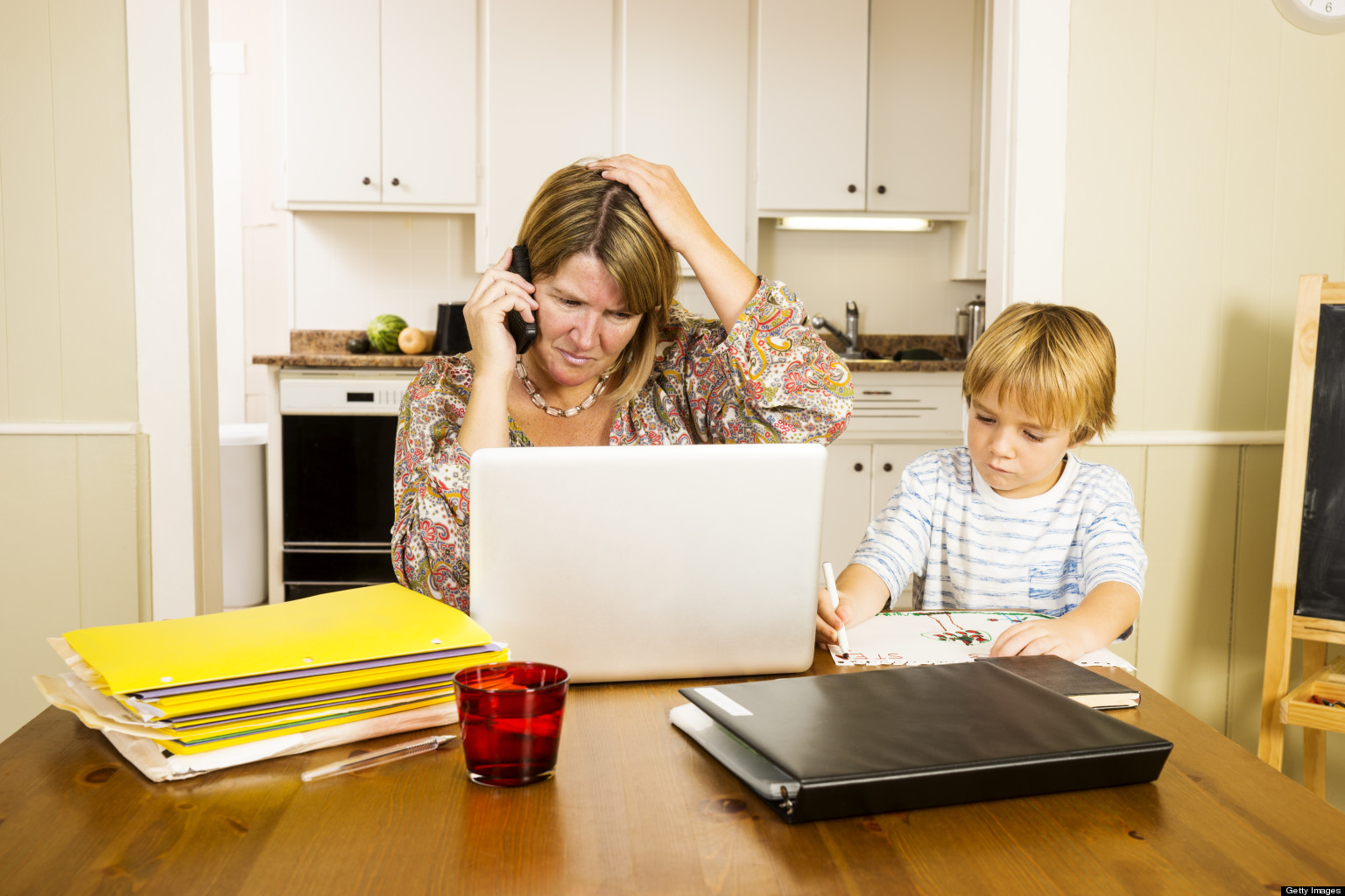 ways for single moms to juggle it all the huffington post