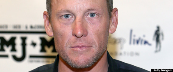 LANCE ARMSTRONG SUED