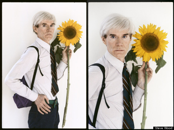 andy warhol lost then found