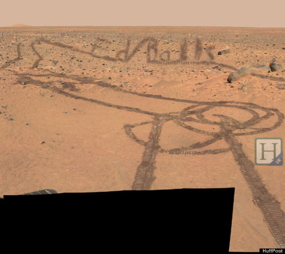 red mars rover - photo #38