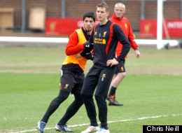 Watch Out Agger, He'll Have Your Arm Off!