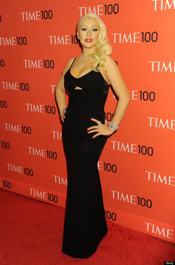 Christina Aguilera Hot: Singer Stuns At Time 100 Gala ...