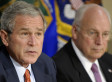 George W. Bush: Dick Cheney Relationship Is 'Cordial'