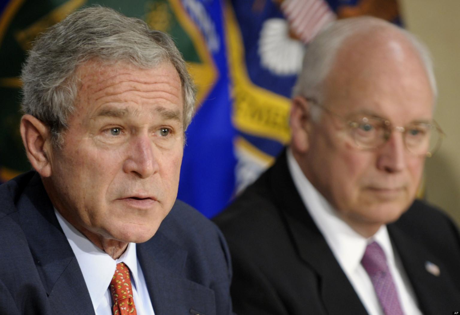 Dick And Bush 76