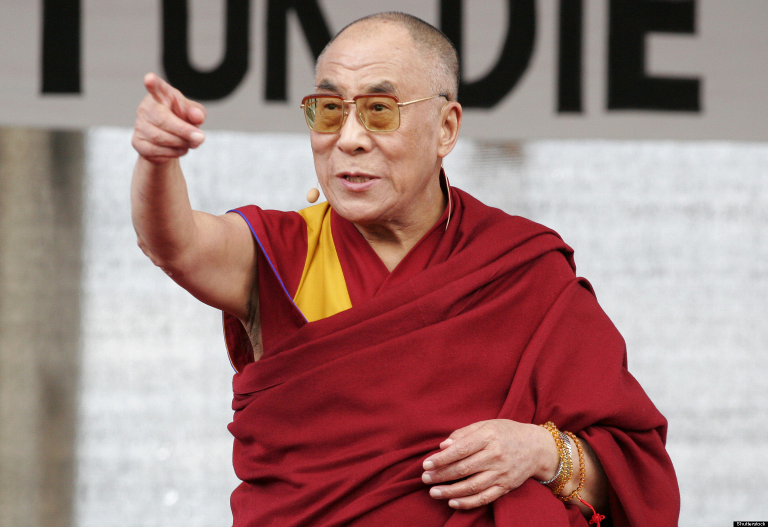 Dalai Lama Says He Would Support A Woman Successor