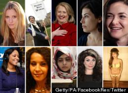 Readers' Top Ten Modern Feminists