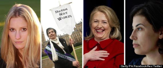 HUFFPOST UK FEMINISTS