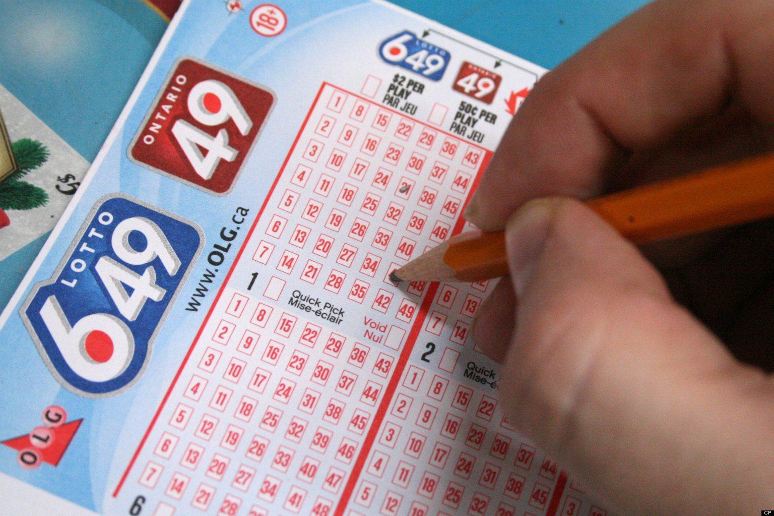 6 49 Lotto Canada
