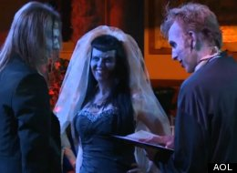 WATCH: The Most Horrifying Zombie Wedding We've Ever Seen