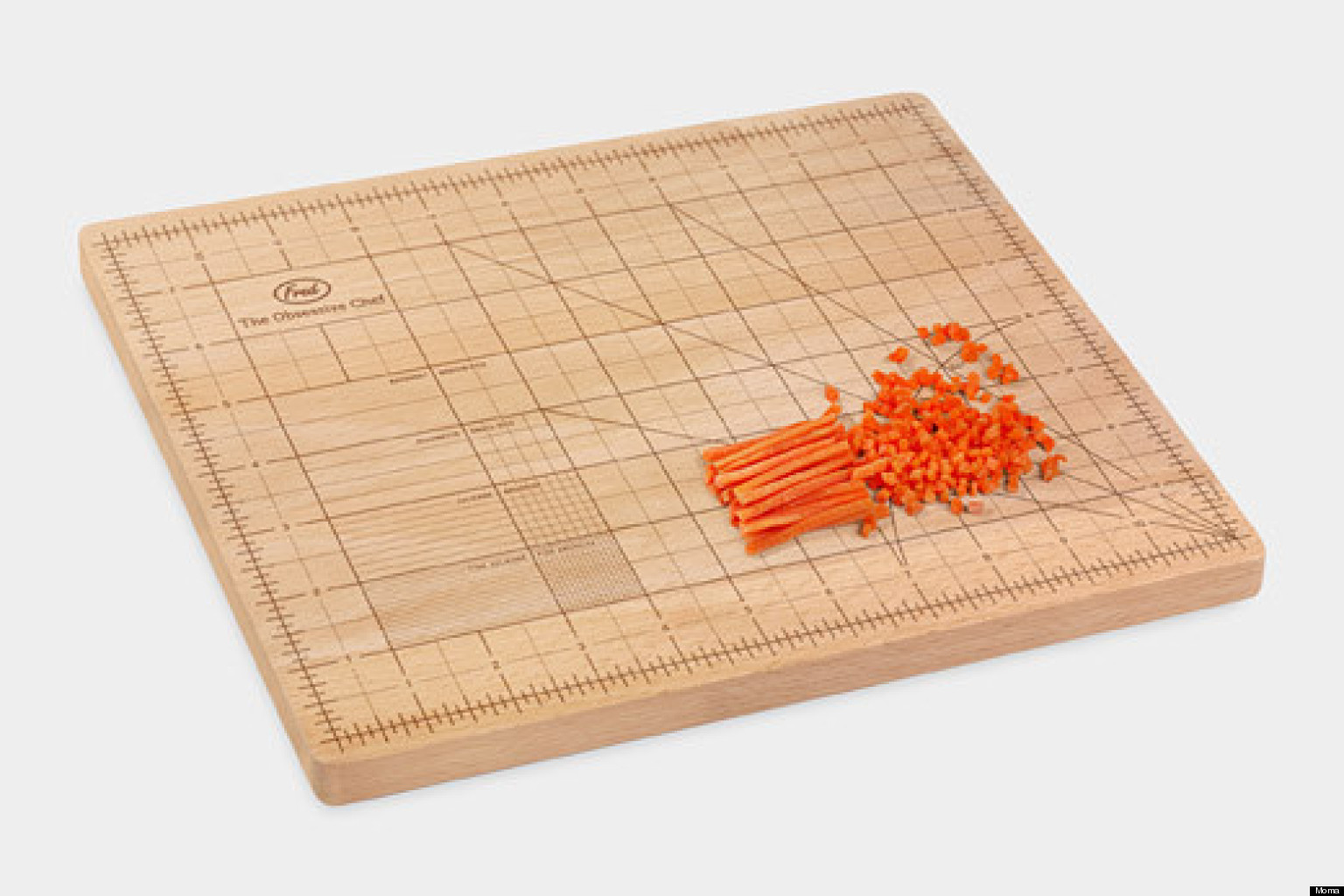 The Obsessive Chef Cutting Board Huffpost