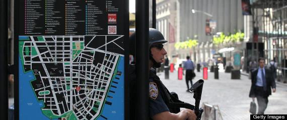 AIRBORNE TERRORISM NYC