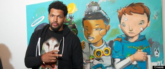 HEBRU BRANTLEY CHICAGO ARTIST JAY Z