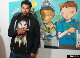 Hebru Brantley Talks Chicago's Art Scene, His Jay-Z Sale