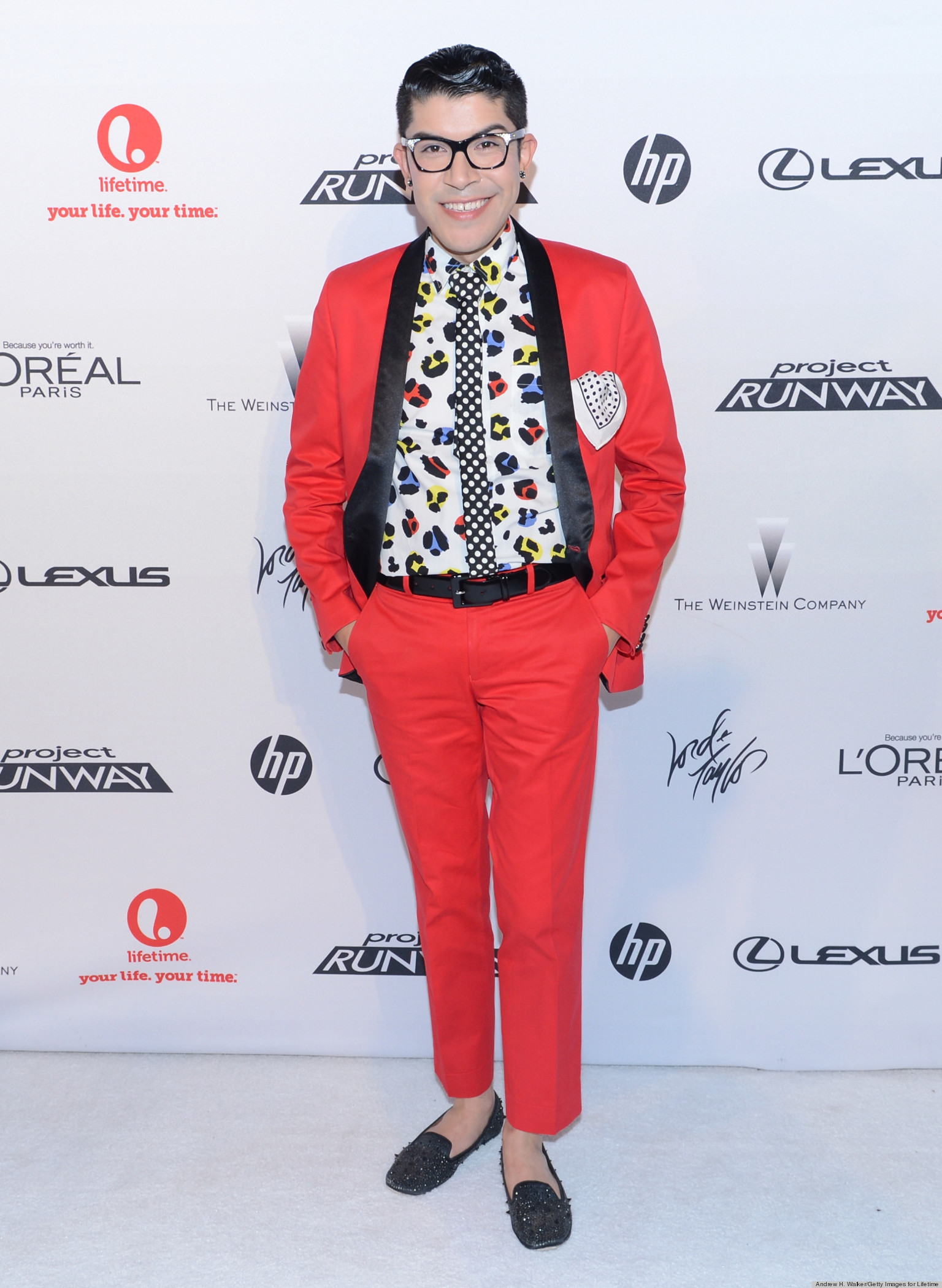 Mondo Guerra Fashion Designer Talks 39 Dining Out For Life