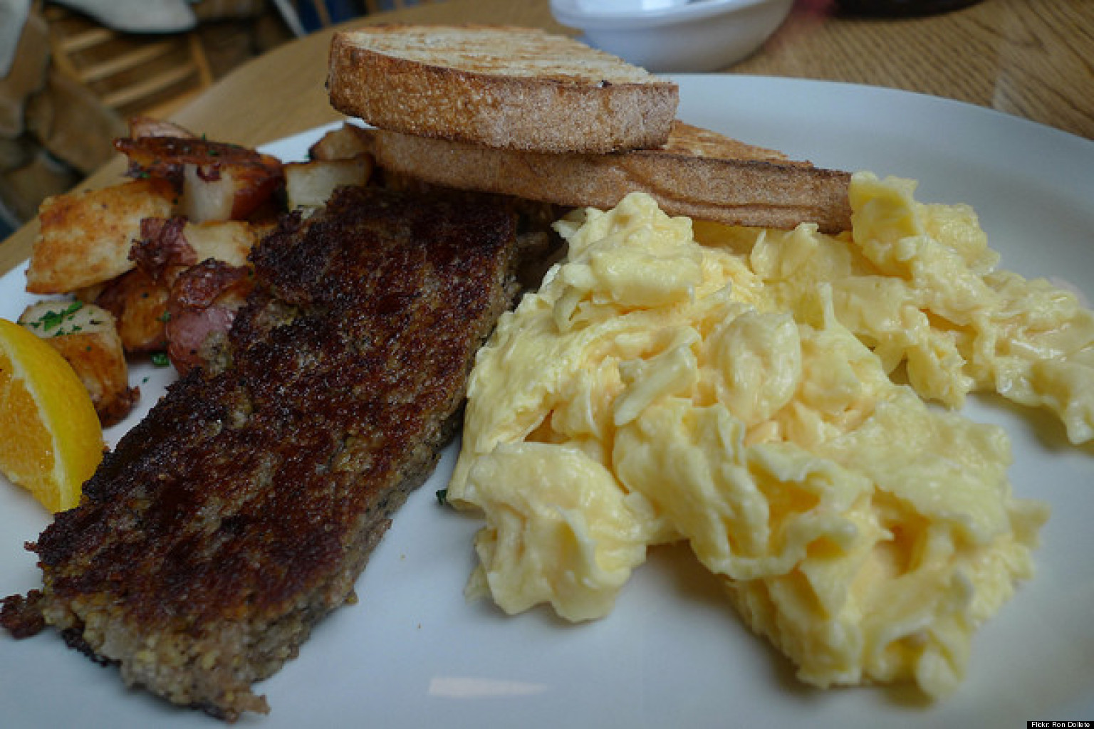 Scrapple The Pennsylvania Delicacy Huffpost
