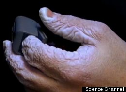 WATCH: What Hands Look Like After 10 Days Underwater
